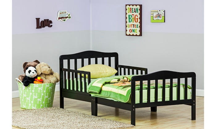 Dream On Me Classic Design Toddler Bed Groupon