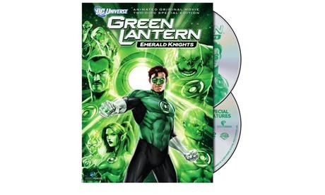 Green Lantern: Emerald Knights: Special Edition (DVD) e1470249-5c13-4dea-b222-2c0bb8ef9b67