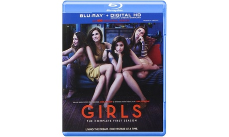 Girls: The Complete First Season (Repackage)(Digital Copy and BD) bb421ba7-cb5a-4a17-9447-7d156cc40302