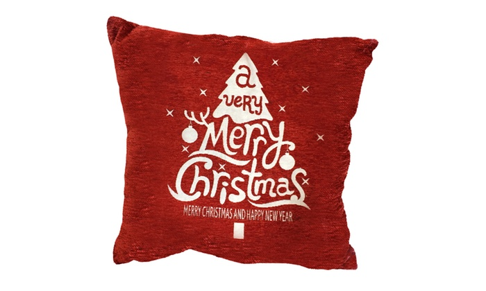 merry christmas pillows