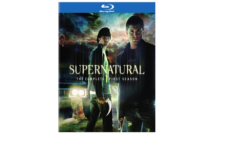 Supernatural: The Complete First Season (Blu-Ray) 8be0db5a-b6de-43c2-a0df-6f20661b33ff