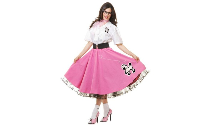 Discolicious Adult Costume 78