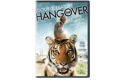 Hangover, The / Hangover Part II, The (DVD) (DBFE) fea02859-549a-4606-ae4d-0c9dcb309b4c