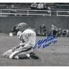 YA Tittle Autographed 8×10 Photo Inscribed HOF 71 (MAB – YATIT81020)