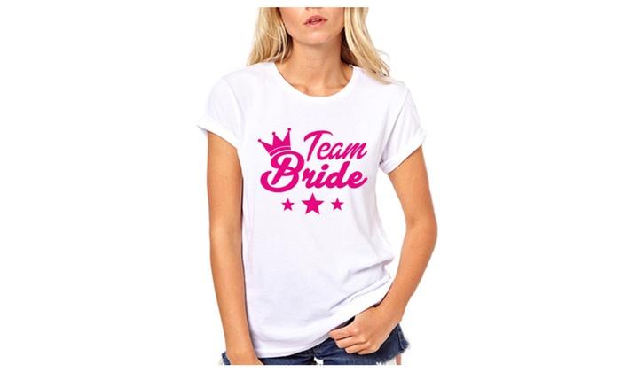 Team Bride Funny T-shirt