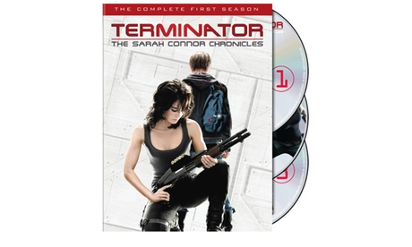 Terminator: The Sarah Connor Chronicles: The Complete S1 (DVD) 4426c806-06f8-4e46-9a6c-303c2491ced3