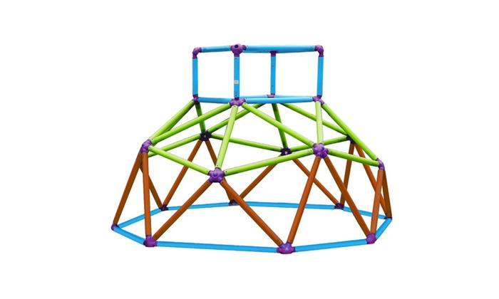 ... Kiddie Collection: Toy Monster Eezy Peezy Jungle Monkey Bar Gym W Top  Climbing Tower ...