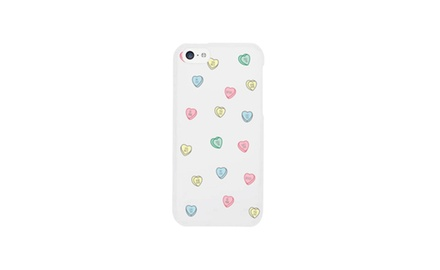 Cute Valentine Sweethearts Phone Case for iphone 4, iphone 5, iphone 5C, iphone 6, iphone 6 plus, Galaxy S4, Galaxy S5, HTC One M8, LG G3