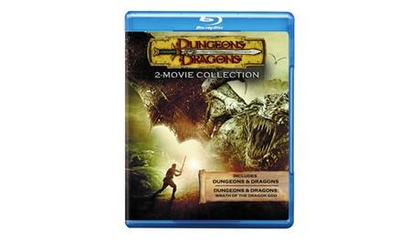 Dungeons Dragons/Dungeons Dragons: Wrath of the Dragon God (BD) (DBFE) 4f67f5a4-94db-4bf6-8ac3-fcd53861ac53