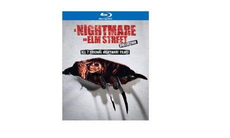 Nightmare on Elm Street Collection (1-7)(BD) 8e7b96af-bc34-4da9-9aa9-942b5205f451