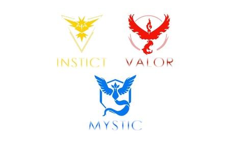 Pokemon Go Team Vinyl Stickers Valor Mystic Instinct 0bd5e634-5364-4b3f-8ecd-27f471e7b9c7