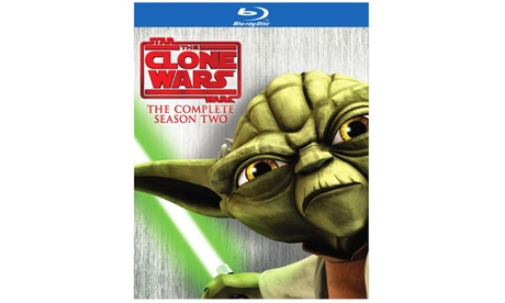Star Wars: The Clone Wars: Season Two (Repackaged/Blu-Ray) a4cbbc95-025f-4f2a-bc23-49ae982b38cc
