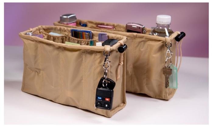 Inner Bag Organizers 2-Pack