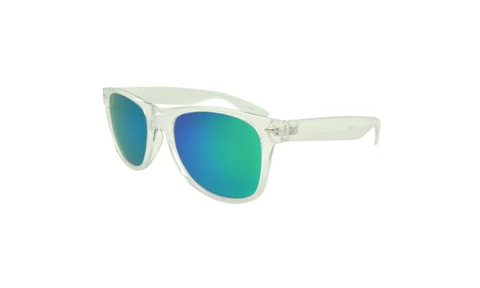 MLC EYEWEAR Lucas Retro Square Fashion Sunglasses