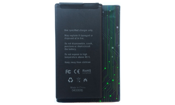 new concept 6630f aa638 Samsung Galaxy S5 Rechargeable Battery Case 10800mAh (Limefuel ...