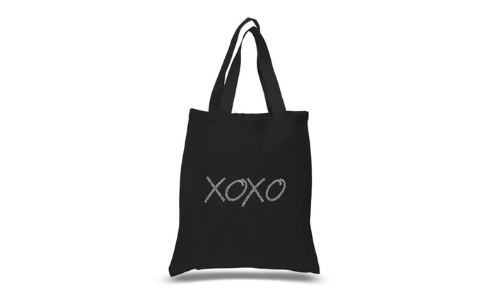 Small Tote Bag - XOXO