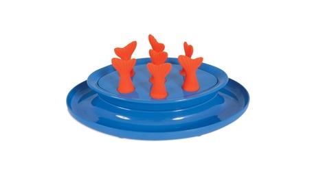 Jackson Galaxy Go Fish Puzzle Food Bowl 60c67121-1a34-46cc-9855-67086e38cad8