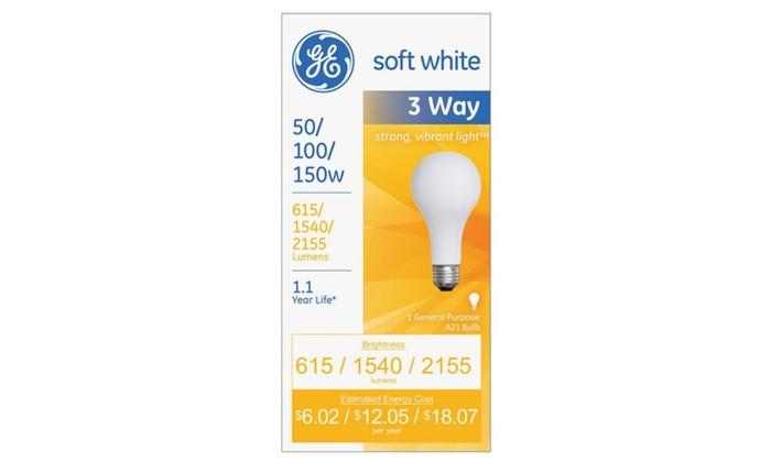 50-150 3-way Lamp