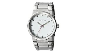 Nixon Cannon A160 White