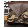 Men Bag Envelope Clutch Cowhide Canvas