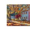 David Lloyd Glover Pennsylvania Colors Canvas Print