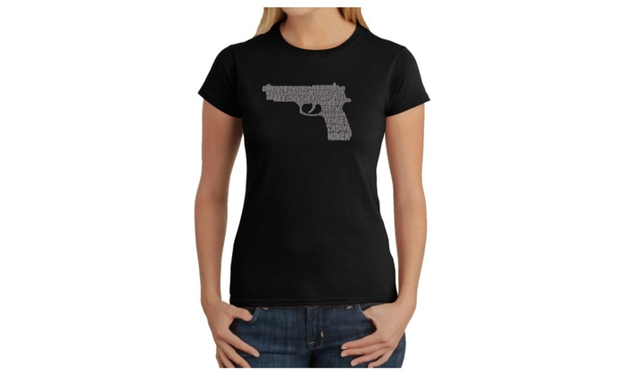 Women's T-Shirt - RIGHT TO BEAR ARMS
