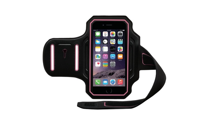 "Body Glove 9487801 Iphone 6 4.7""/6s Endurance Armband (black/pink)"