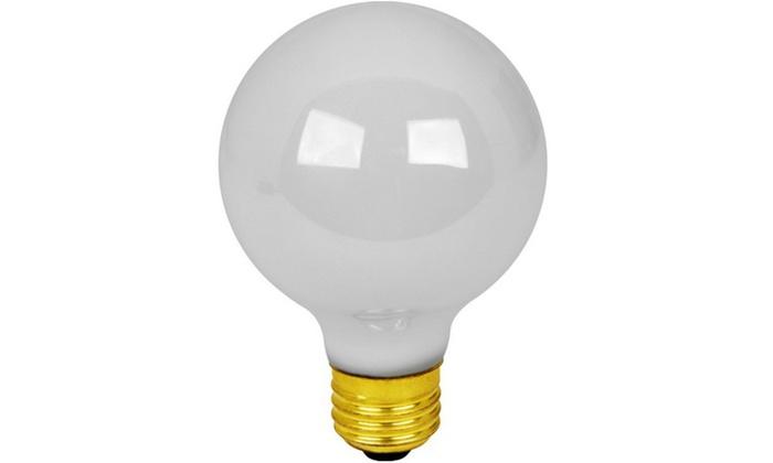 Bulb Globe White 25w