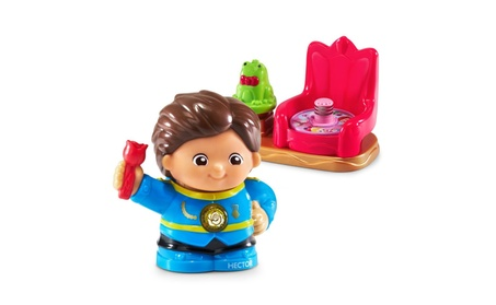 VTech Go! Go! Smart Friends Prince Hector and his Throne 276da23a-99b8-4c54-9a8b-2477c8568f81