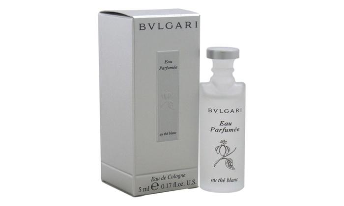 bvlgari bvlgari au the blanc women oz edc splash. Black Bedroom Furniture Sets. Home Design Ideas