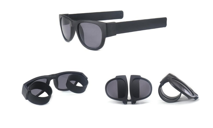 Wristband Snap Bracelet Sunglasses