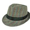 Faddism Fashion HAT066 Fedora Hat