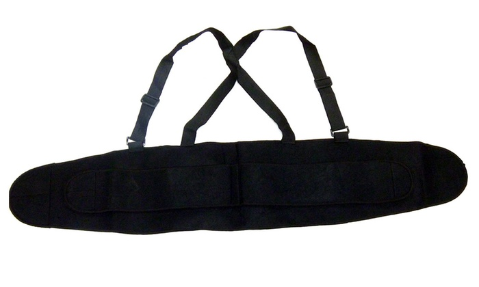 Buy It Now : Lumbar Back Support Belt-Back Support Belt For Men and Women
