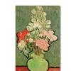 Vincent Van Gogh Bouquet of Flowers Canvas Print