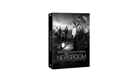 The Newsroom: The Complete Second Season (DVD) 87350bee-6502-49fb-ab57-cc6fd2f99153