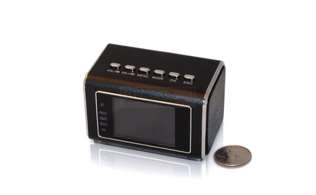 Motion Detect Clock Camera Music Player Security DVR with Night Vision b08bee83-5c6b-44c0-a602-dd14c0e41ca0
