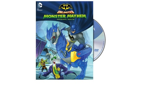 Batman Unlimited: Monster Mayhem (DVD) 74879f55-fb3a-4311-8bd1-8bd412cd9020