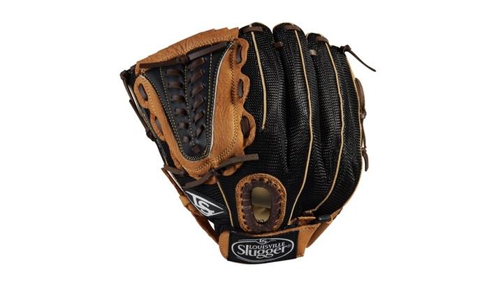 Louisville Slugger Genesis 11.5in OF Baseball Glove-LH