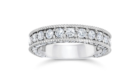2 1/8 Carat Diamond Wedding Ring 14K White Gold 99fe95a8-dfa8-454c-bebf-5eccbc5cb93f