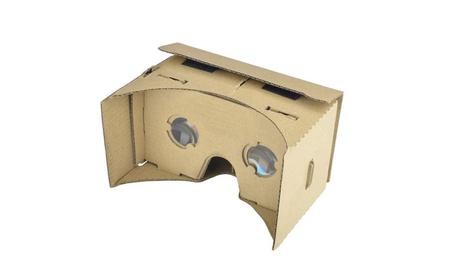 2pcs Cardboard 3D Virtual Reality Glasses 92faf51d-cf18-44ae-8be5-a01c5e8013b8