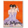 The Dolly Sisters Canvas Print