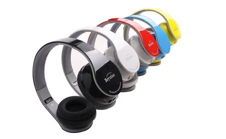 Beyution BT513 V4.1 Hi-Fi Stereo Wireless Bluetooth Headphones w Mic