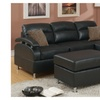 Veria 3 Pieces Sectional Sofa With Free Ottoman