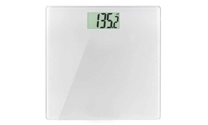 Health o meter HDM171DQ-60 Glass Weight Tracking Scale 4 15 Pound