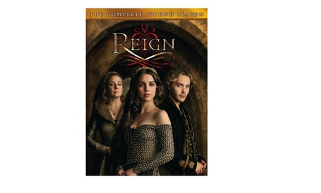 Reign: The Complete Second Season (DVD) 7e3eafa3-5758-47d4-a4ab-4980805f55ef