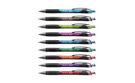 Paper Mate InkJoy 550 RT Ballpoint Pen - InkJoy 550 RT Ballpoint Pen, 1.0 mm, Dozen