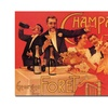 Champagne Georges Foret Canvas Print