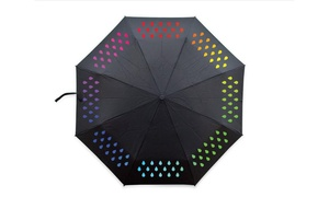 SwissTek Color-Changing Umbrella