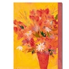 Sheila Golden Bouquet with Yellow II Canvas Print