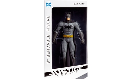"8"" Batman Bendable (JL New 52) a16a19f7-2279-4e44-bcc6-7b84ac4427b7"